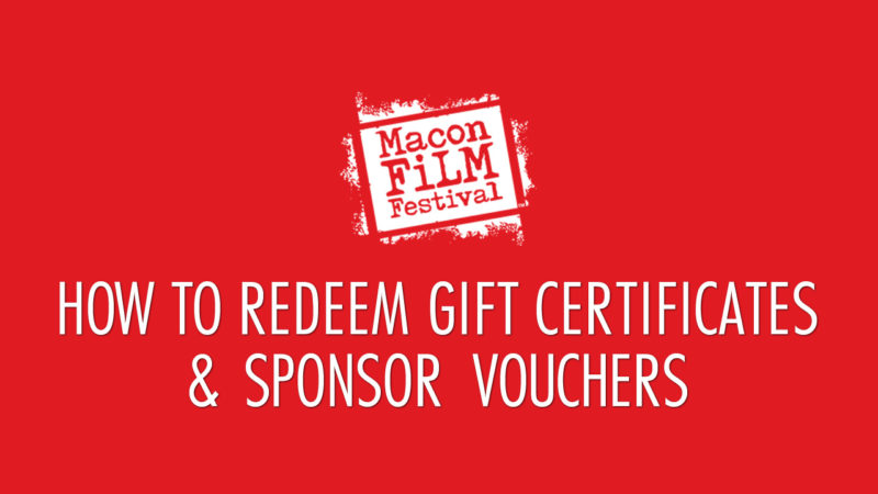 How to Redeem Gift Certificates