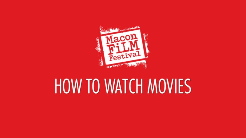 How to Watch Movies