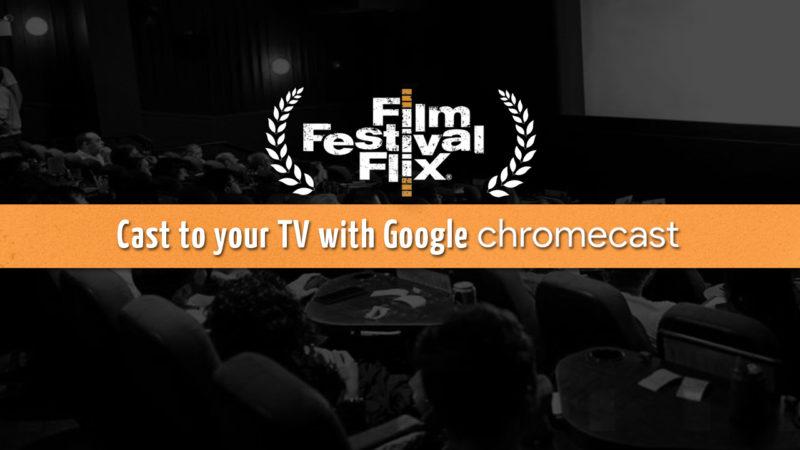 Cast to your TV with Chromecast
